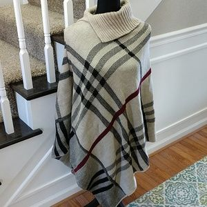 unknown Sweaters - Fall poncho